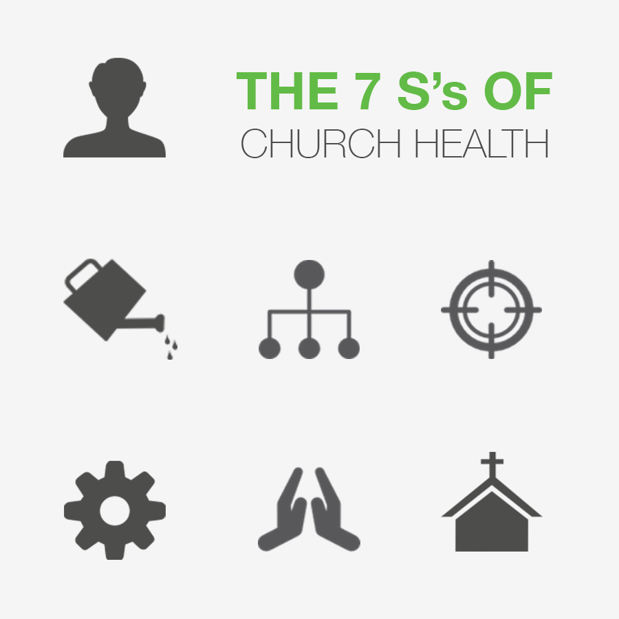 The 7 S's of Church Health