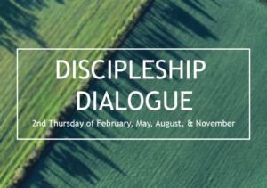 Discipleship Dialogue Calls